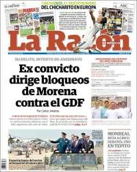 LA RAZON 23 ABRIL