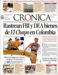 CRONICA 20 JULIO