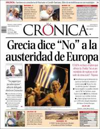 CRONICA 6 JUL