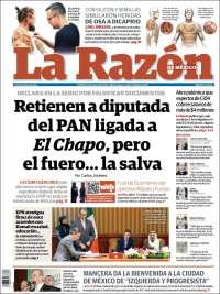LA RAZON 21 ENE