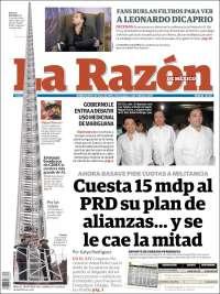 LA RAZON 27 ENE
