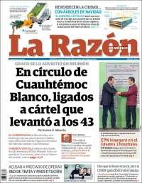 LA RAZON 5 ENE