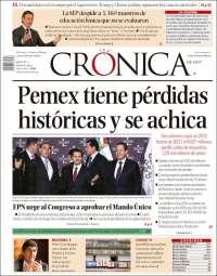 CRONICA 01 MARZO