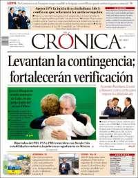 CRONICA 18 MAR