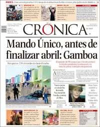 CRONICA 7 MAR