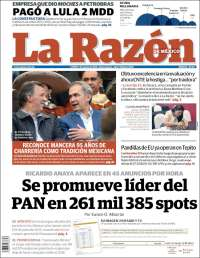 LA RAZON 7 MAR