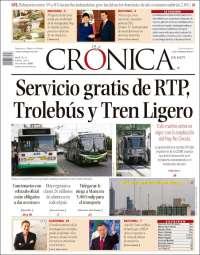 CRONICA 5 ABRIL