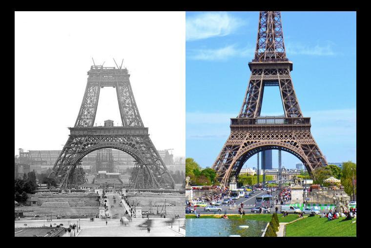Irving Pineda Torre Eiffel, París