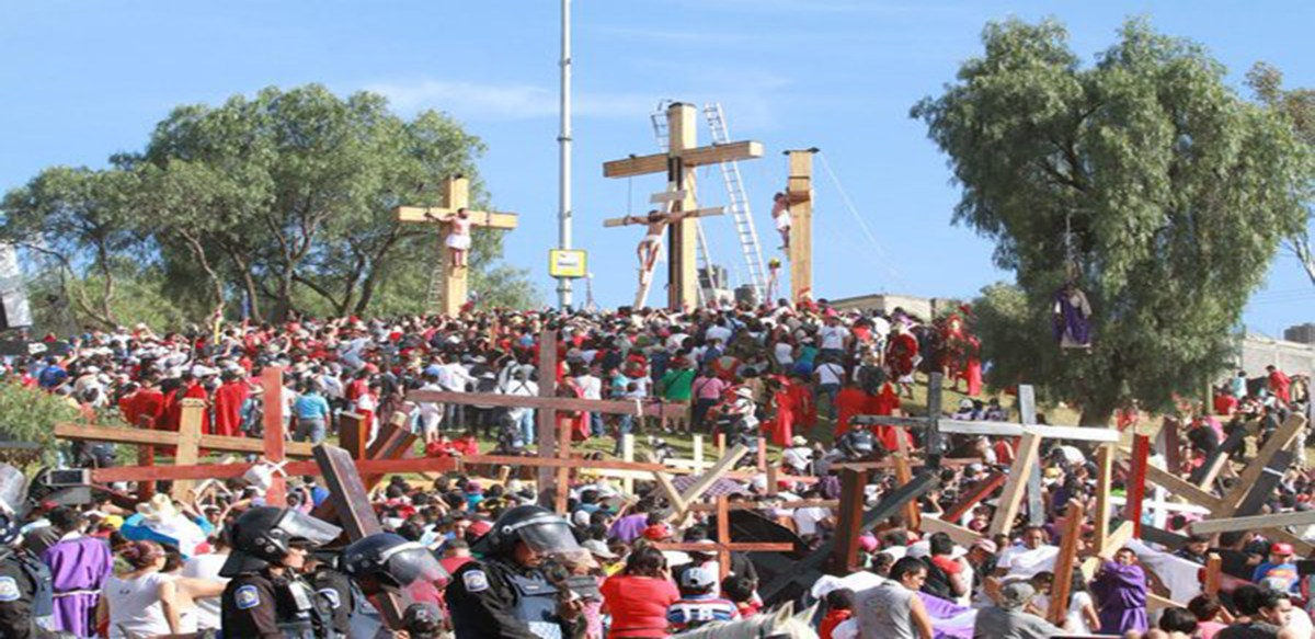 Así será el operativo Semana Santa en Iztapalapa