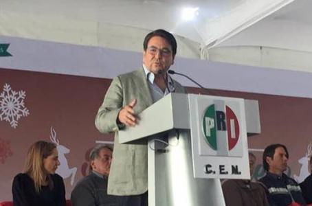 En la foto, Alejandro Gutiérrez, exintegrante de CEN PRI