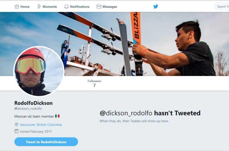 rodolfo dickinson