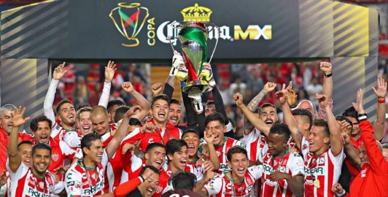 necaxa copa mx 2018