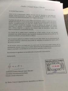 Carta-de-López-Obrador-al-Papa-Francisco-para-invitarlo-a-foros-224x300