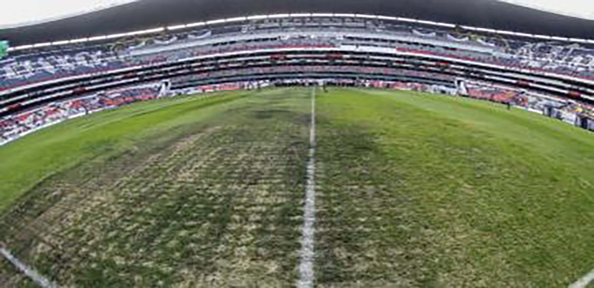 NFL cancela partido entre Kansas City Chiefs y Los Angeles Rams por malas condiciones de cancha del Estadio Azteca
