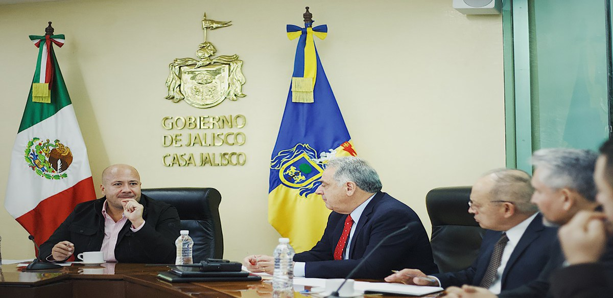 Gobernador de Jalisco reclama a AMLO por presupuesto 2019