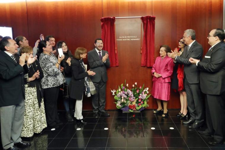 Sala de Protocolo de la Mesa Directiva del Senado Ifigenia Martínez.jpeg