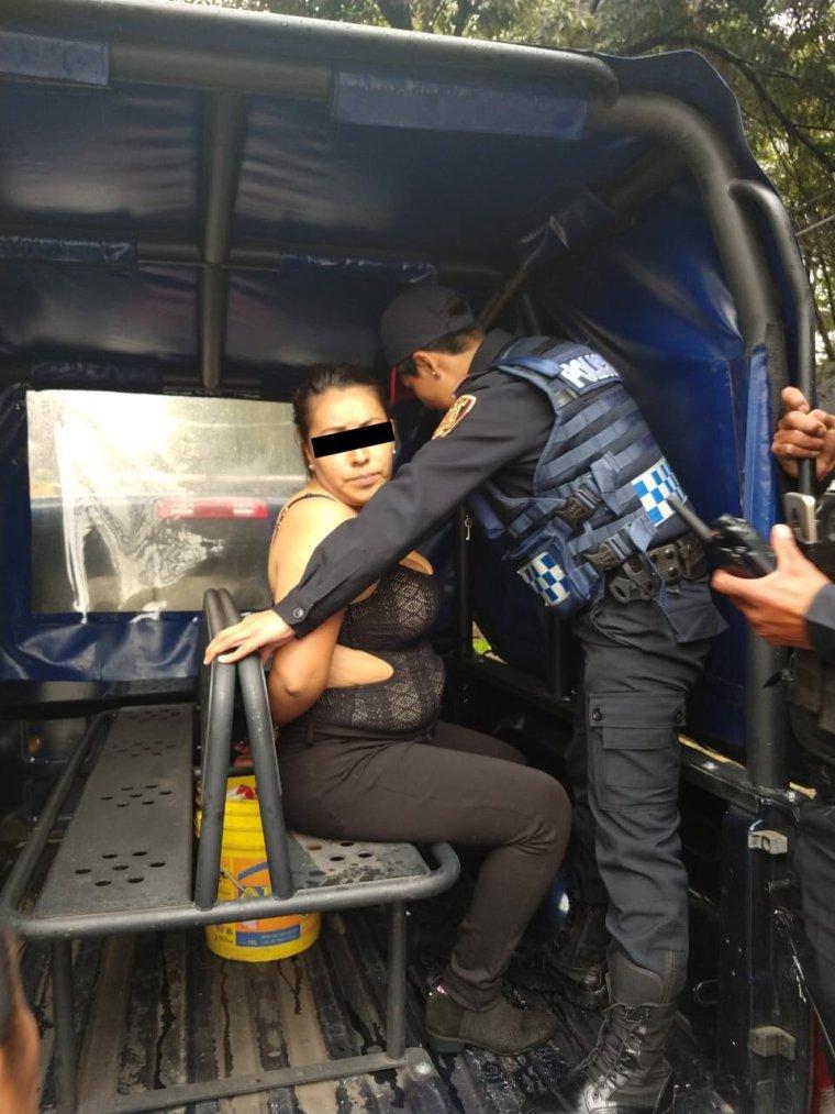 detenida balacera plaza artz