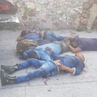 15 muertos fue el saldo de un enfrentamiento entre hombres armados y militares en Tepochica, Iguala