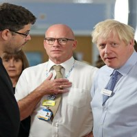 Boris Johnson al hospital por nuevo coronavirus