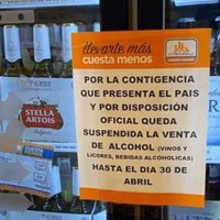 Durante emergencia por COVID-19 se limitara la venta de alcohol en Nuevo León, Tabasco y Campeche