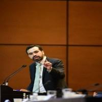 Manuel Bartlett debe pagar impuestos:  Jorge Álvarez Maynez