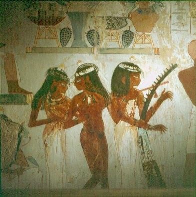 aegypten-highlights-Damenkapelle 1978