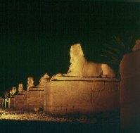 aegypten-highlights-luxxor-sphingenallee 1978