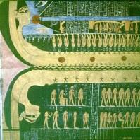 aegypten-highlights-ramses6-grabdecke 1979