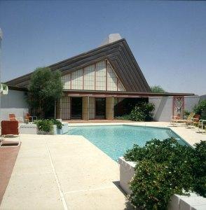 House of the Future - 1983 - Solardach für Poolheizung