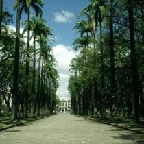bahia-zufahrt zum Gouverneurspalast