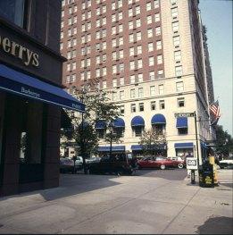 Feines shoppingcenter in Boston 1988