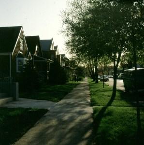 chicago-vorort Cicero - nur 4% Schwarze