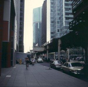 chicago-loop durchs Zentrum