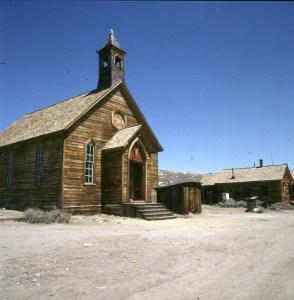 Death-Valley-Bode Kapelle