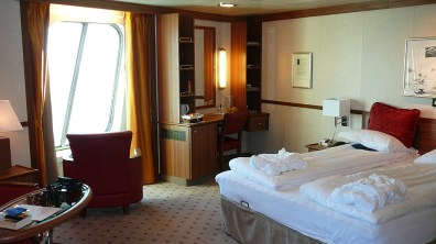 groenland-Luxuskabine 20000 EU 2007