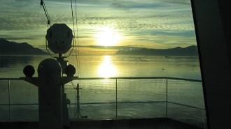 groenland-Seefahrtbeginn 2007