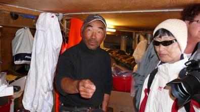 groenland-japanischer Lizenzjäger 2007