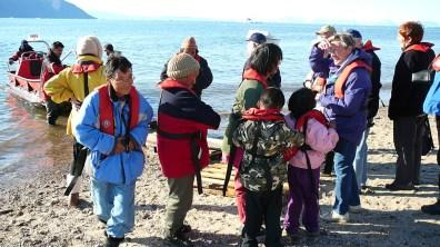 groenland-besuch von Einwohnern 2007