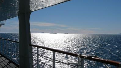 groenland-Eisberge bis zum Horizont 2007