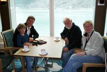 Bekanntschaft mit Ehepaar Weyer und Markus Lanz 2007