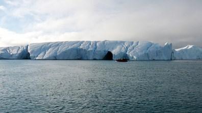 Grönland-Gletscherfront Diskobucht 2007