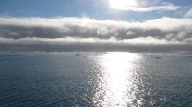 Grönland- Wetterwechsel 2007