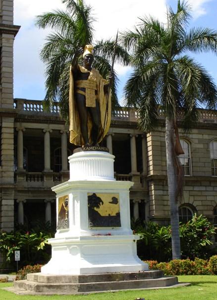 hawaii-ehemaliger König 006