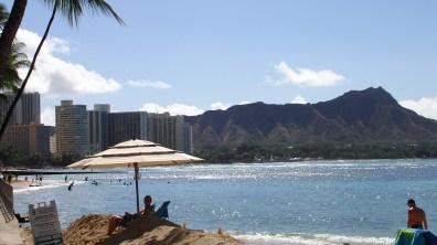 hawaii-Waikiki - Ausblick 009