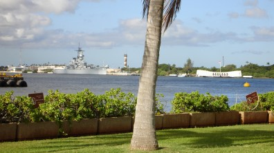 hawaii-Memorial und Missouri in Pearl Harbor 015
