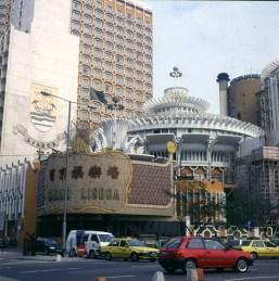 Hongkong/Macaui Spielcasino 1997