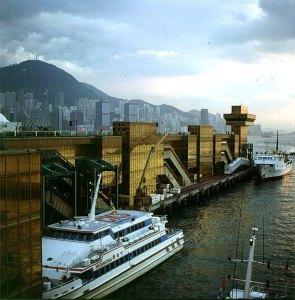 Hongkong-Überseekai 1997