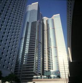 Hongkong-Victoria Neue Banken 1997