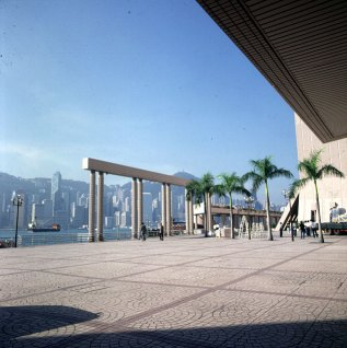 Hongkong-Kowloon Kulturzentrum-1997