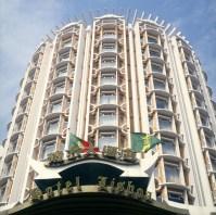 Hongkong/Macau Spielerhotel 1997